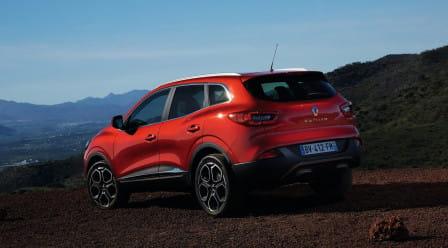 Renault Kadjar ENERGY TCe 130 Intens