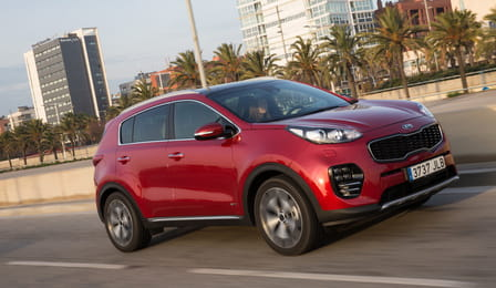 KIA Sportage 1.6 GDI Dream-Team 2WD