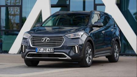 Hyundai Grand Santa Fe (od 07/2016)