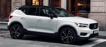 Volvo XC40 (od 02/2018) 2.0, 145 kW, Benzinový, Automatická převodovka