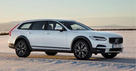Volvo V90 Cross Country (od 11/2016) 2.0, 173 kW, Naftový, 4x4, Automatická převodovka