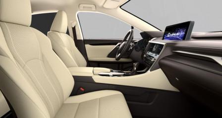 Lexus RX 450h AWD CVT