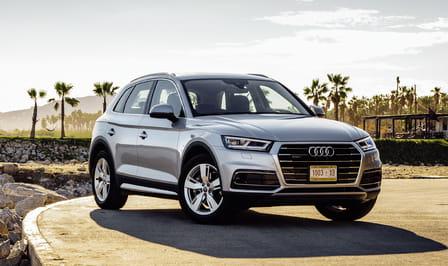 Audi Q5 (od 01/2017) 2.0 TDI, 140 kW, Naftový, 4x4, Automatická převodovka