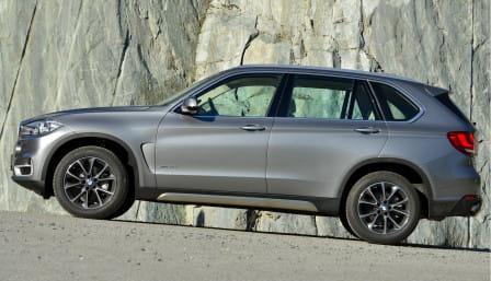 BMW X5 (od 11/2013) 3.0, 190 kW, Naftový, 4x4, Automatická převodovka
