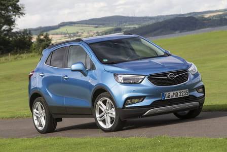 Opel Mokka X (od 10/2016) 1.6, 81 kW, Naftový