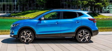 Nissan Qashqai (od 07/2017) 1.6, 120 kW, Benzinový