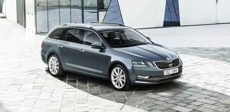 Škoda Octavia Combi (od 01/2017) 2.0 TDI, 110 kW, Naftový, Automatická převodovka