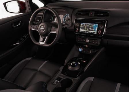 Nissan Leaf (od 01/2018)