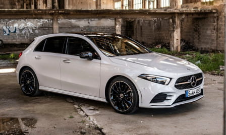 Mercedes-Benz A 180 7G-DCT Linie Style