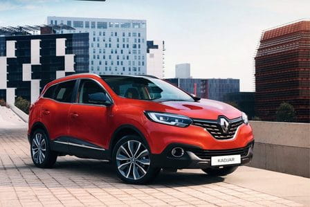 Renault Kadjar (od 06/2015) 1.5, 81 kW, Naftový