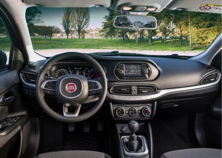 Fiat Tipo Liftback (od 02/2016) 1.2, 70 kW, Naftový