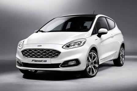 Ford Fiesta (od 06/2017) 1.1, 63 kW, Benzinový