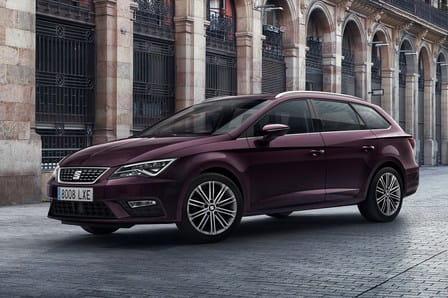 SEAT Leon ST (od 11/2016) 2.0 TDI, 110 kW, Naftový, 4x4
