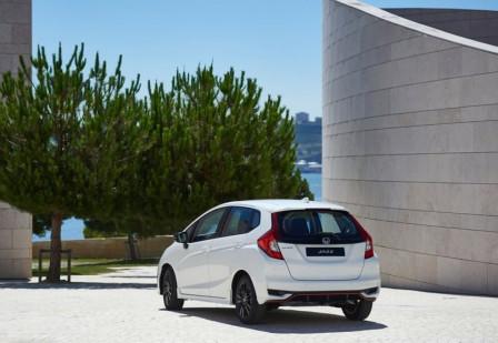 Honda Jazz (od 09/2015) 1.3, 75 kW, Benzinový