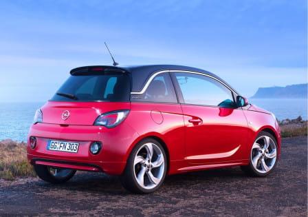 Opel ADAM (od 01/2013) 1.0, 66 kW, Benzinový