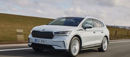 Škoda ENYAQ (od 04/2021) 150 kW, Elektrický, automatická převodovka