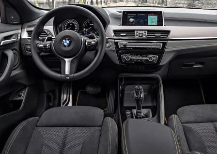 BMW X2 (od 03/2018)