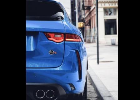 Jaguar F-Pace (od 01/2019) Pure