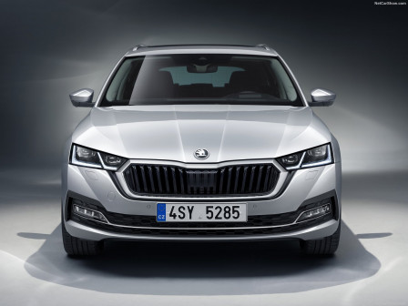 Škoda Octavia Combi (od 01/2020) Active