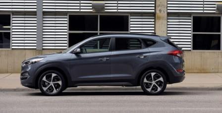 Hyundai Tucson (od 07/2015) 1.6, 130 kW, Benzinový, 4x4
