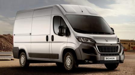 Peugeot Boxer Furgon 3500 (od 07/2014)
