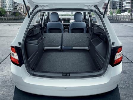 Škoda Fabia Combi ScoutLine (od 01/2016) 1.4 TDI, 66 kW, Naftový, Automatická převodovka