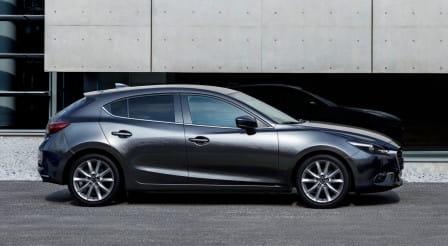 Mazda 3 (od 02/2017) 1.5, 74 kW, Benzinový