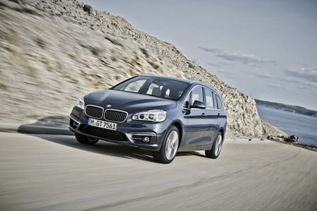 BMW 214d Gran Tourer Luxury Line