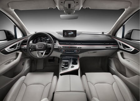Audi Q7 (od 06/2015) 3.0 TFSI, 245 kW, Benzinový, 4x4, Automatická převodovka