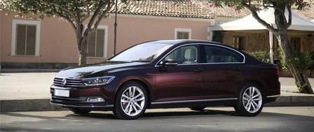 Volkswagen Passat Sedan (od 10/2014) 2.0 TDI BMT, 140 kW, Naftový, Automatická převodovka