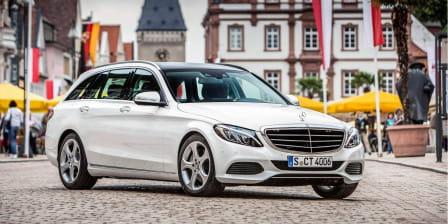 Mercedes-Benz Třída C Kombi (od 09/2014) 2.0, 135 kW, Benzinový, Automatická převodovka
