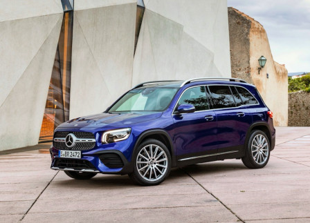 Mercedes-Benz GLB 200d 4MATIC
