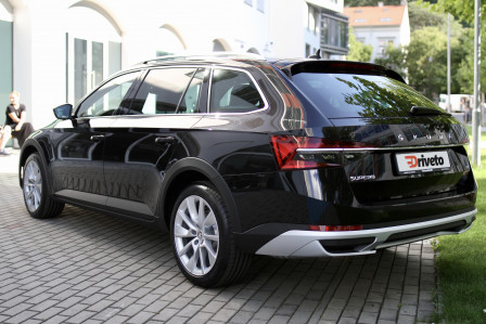 Škoda Superb Scout (od 07/2019)