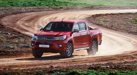 Toyota Hilux (od 09/2016)