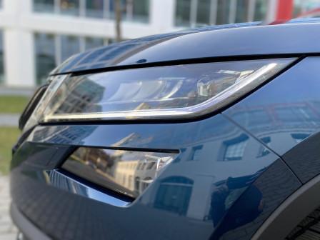 Škoda Kodiaq (od 03/2017) L&K