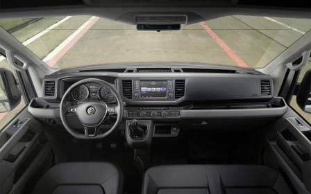 Volkswagen Crafter 30 Van (od 04/2017) 2.0, 103 kW, Naftový