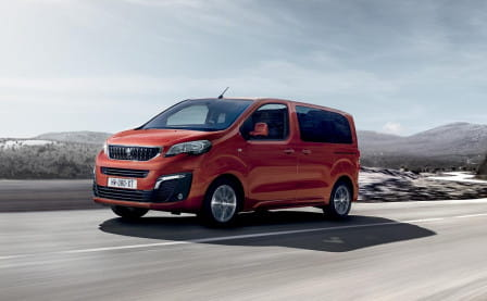 Peugeot Traveller (od 08/2016)