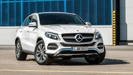 Mercedes-Benz GLE (166) Coupé (od 07/2015) 3.0, 270 kW, Benzinový, 4x4, Automatická převodovka
