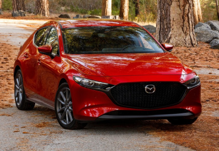 Mazda 3 (od 02/2017) 2.0, 90 kW, Benzinový
