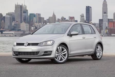 Volkswagen Golf (od 03/2017) 1.4 BMT, 110 kW, Benzinový
