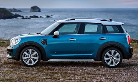 MINI Cooper SD Countryman Steptronic