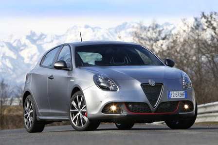 Alfa Romeo Giulietta (od 04/2016) 2.0, 110 kW, Naftový