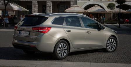 KIA cee´d Sportswagon (09/2015 - 06/2018) 1.6, 100 kW, Naftový
