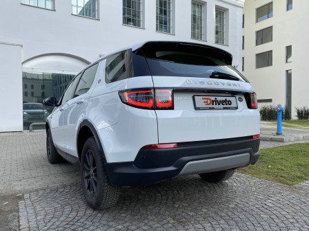 Land Rover Discovery Sport (od 01/2019)