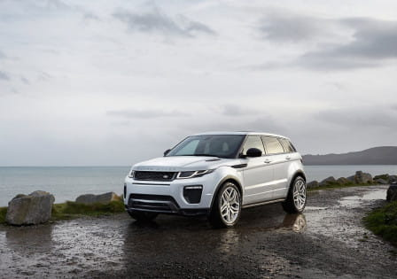 Land Rover Range Rover Evoque Coupé TD4 HSE Dynamic
