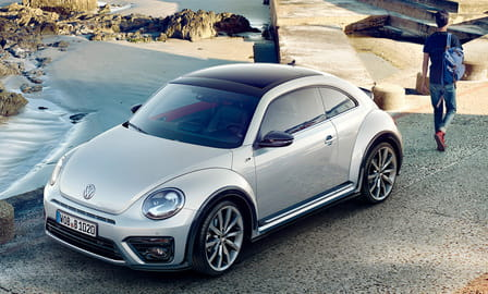 Volkswagen Beetle 2.0 TDI BMT Exclusive Design