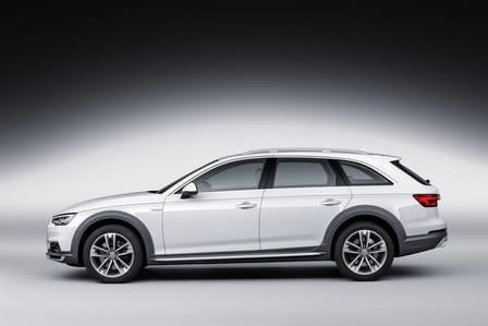 Audi A4 allroad quattro (od 03/2016) 2.0 TDI, 140 kW, Naftový, 4x4, Automatická převodovka
