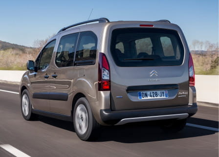 Citroën Berlingo Kombi BlueHDi 100 Multispace Selection