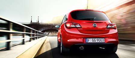 Opel Corsa (od 12/2014) 1.0, 85 kW, Benzinový
