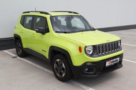 Jeep Renegade (od 10/2014) Longitude